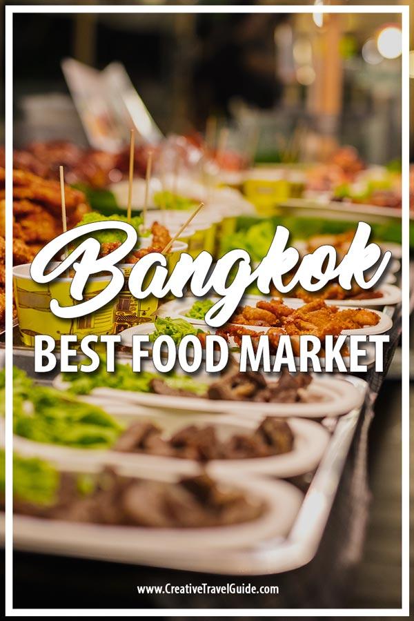 Bangkok Wang Lang Market