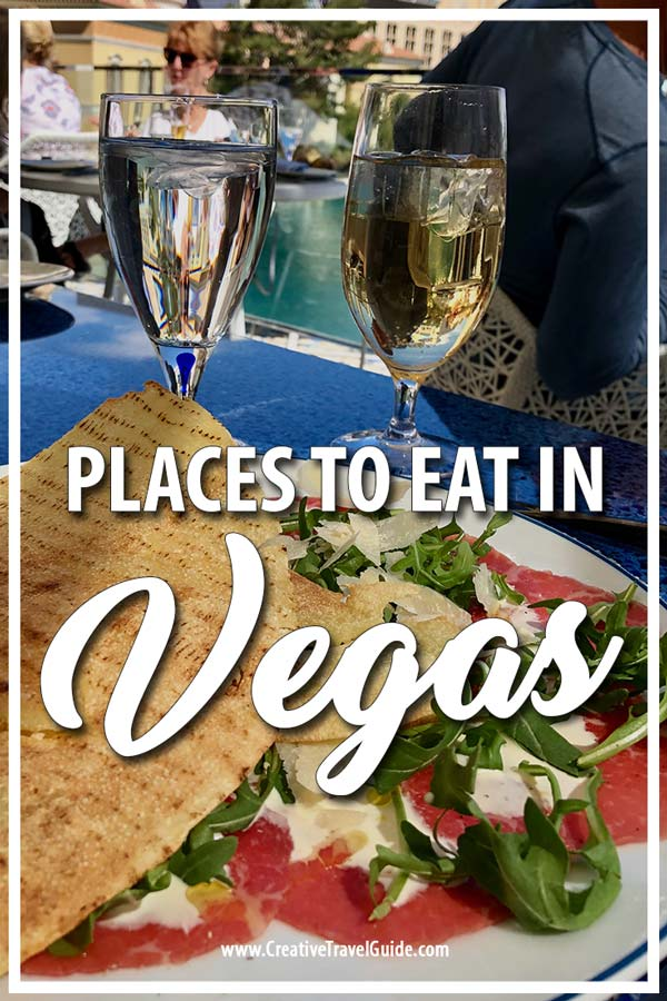 Places to eat in vegas