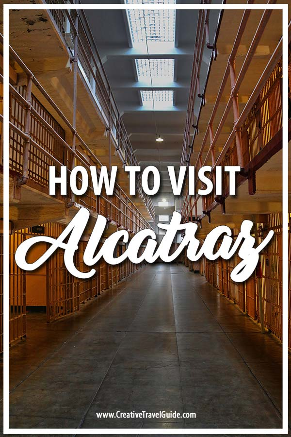 How to visit alcatraz