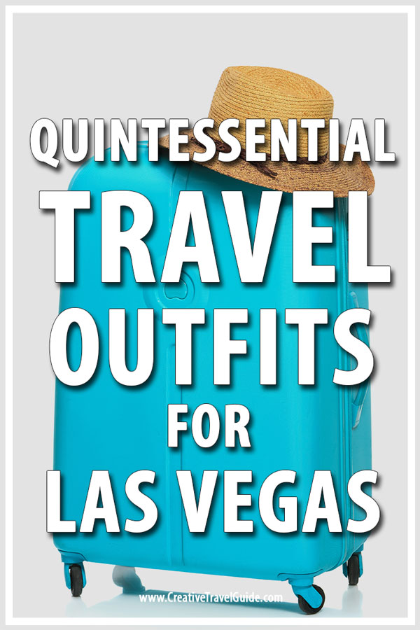 Travel Outfits for Las Vegas