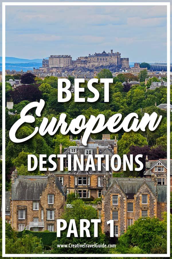 European Destinations