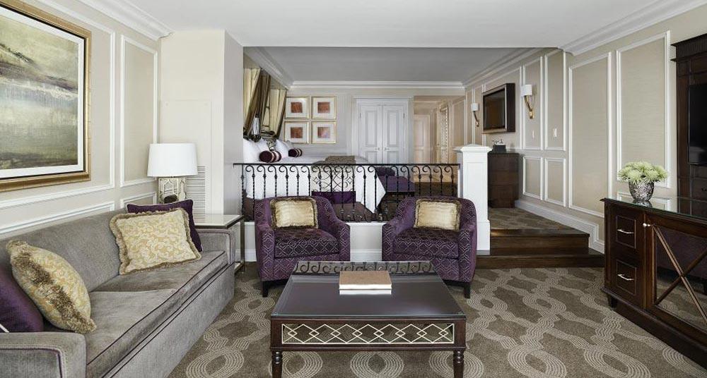Luxury hotel in Las Vegas