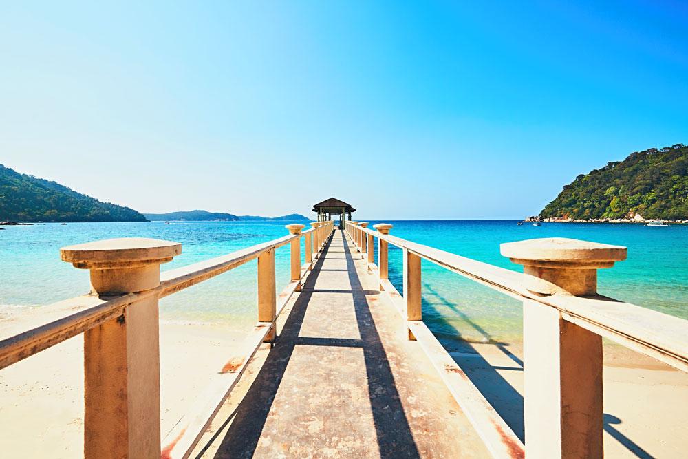 Romantic getaways in Asia