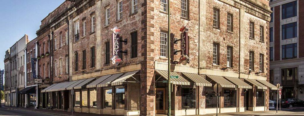 The Lady & Sons savannah restaurants