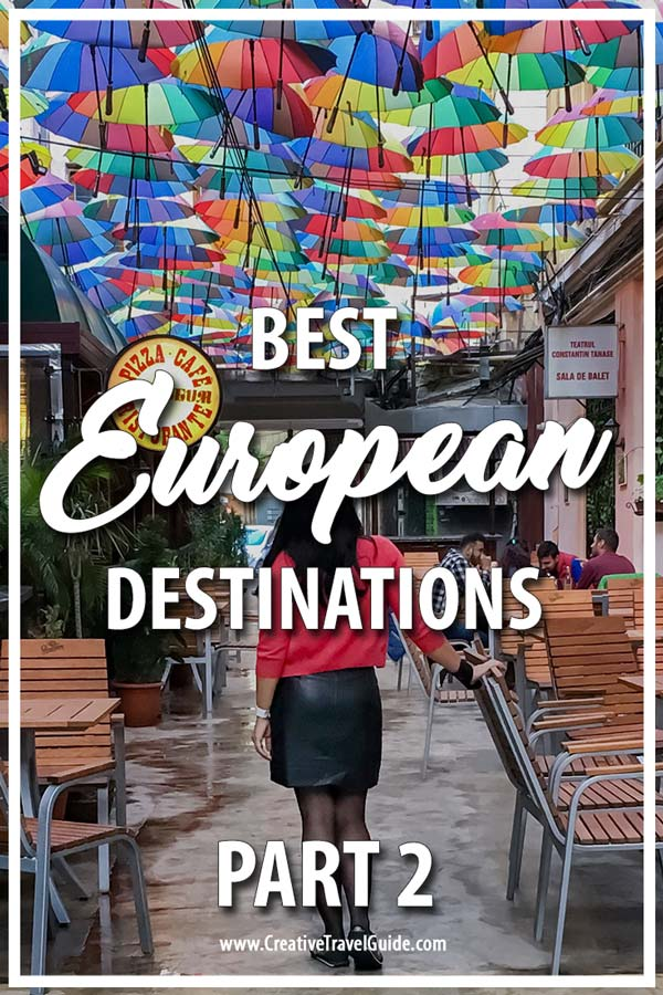 European destinations