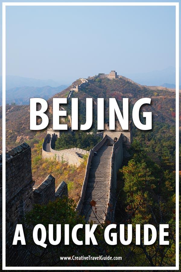 Beijing Guide