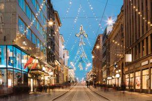 scandinavian new year