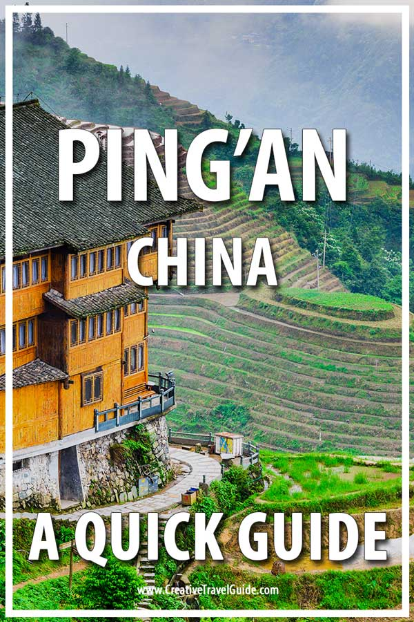 Ping'an China