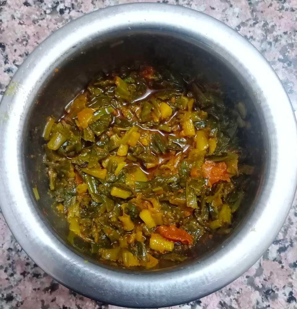 Ker sangri Rajasthani food