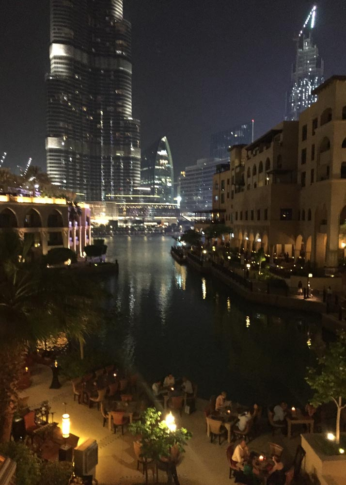 Exciting things to do in Dubai at night
