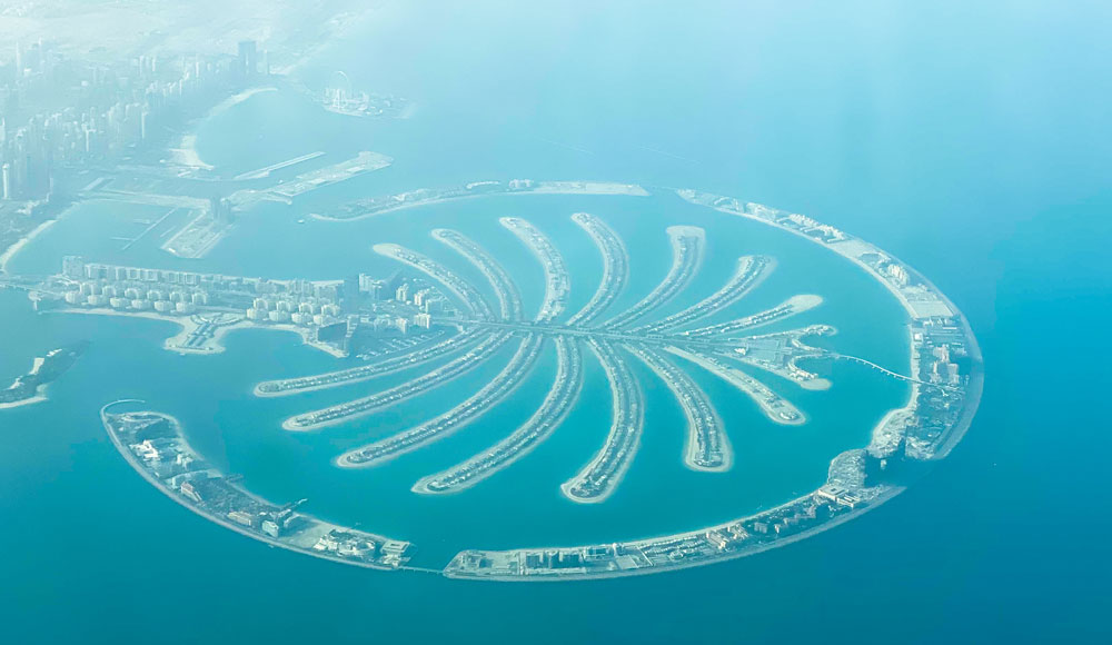 Palm Jumeirah Exciting things to do in Dubai