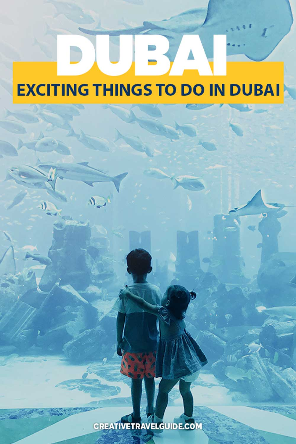 Exciting things to do in Dubai
