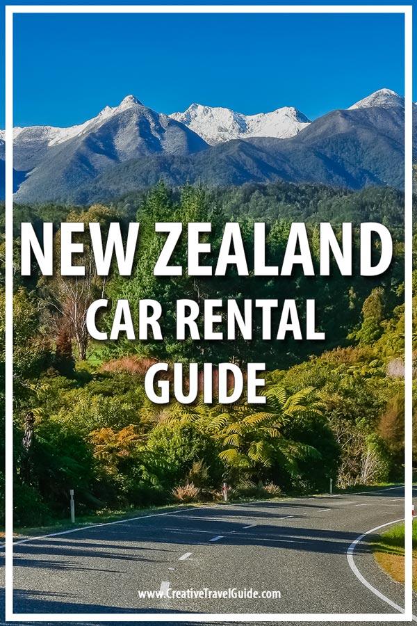 New Zealand car rental