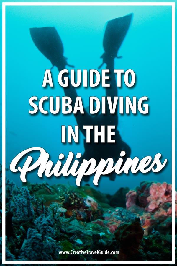 Scuba diving Philippines