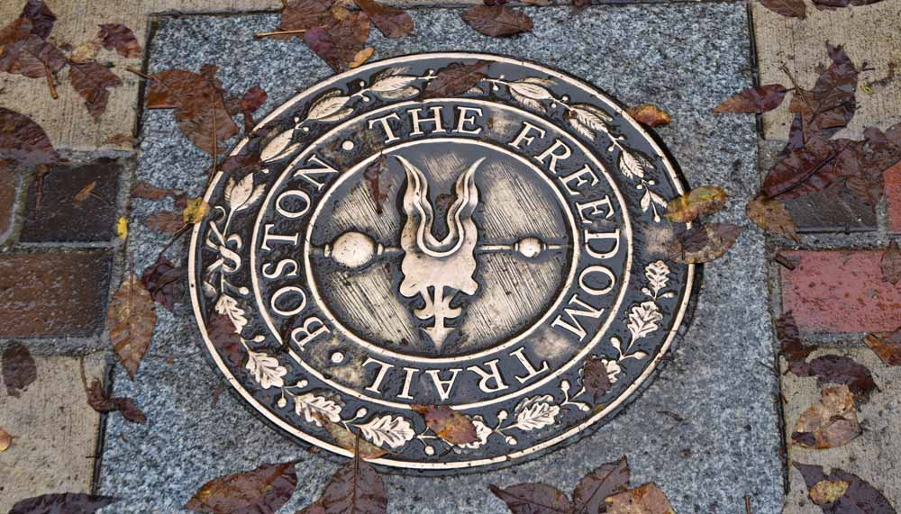 Boston freedom trail USA bucketlist
