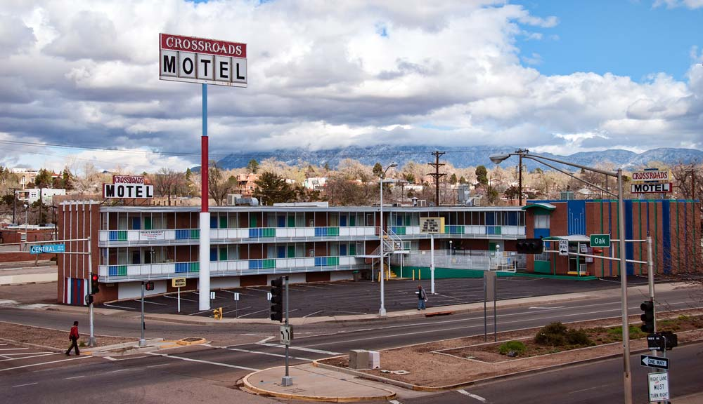 Breaking Bad locations in Albuquerque