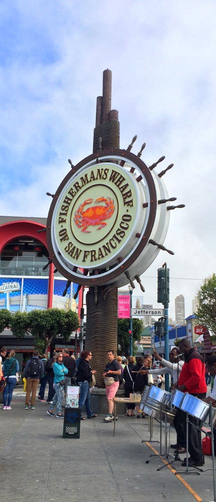 Fishermans Wharf San Francisco USA Bucket List