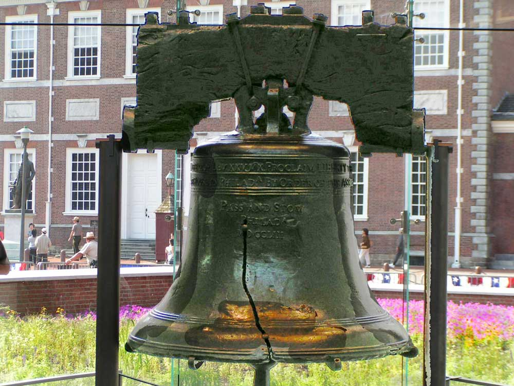 Liberty Bell USA Bucket list
