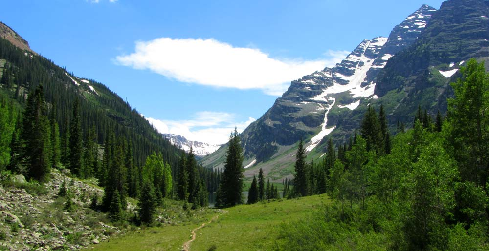 Maroon Bells places to visit in America