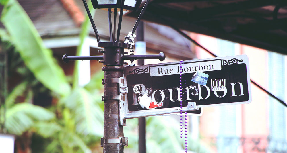 New Orleans usa Bucket list
