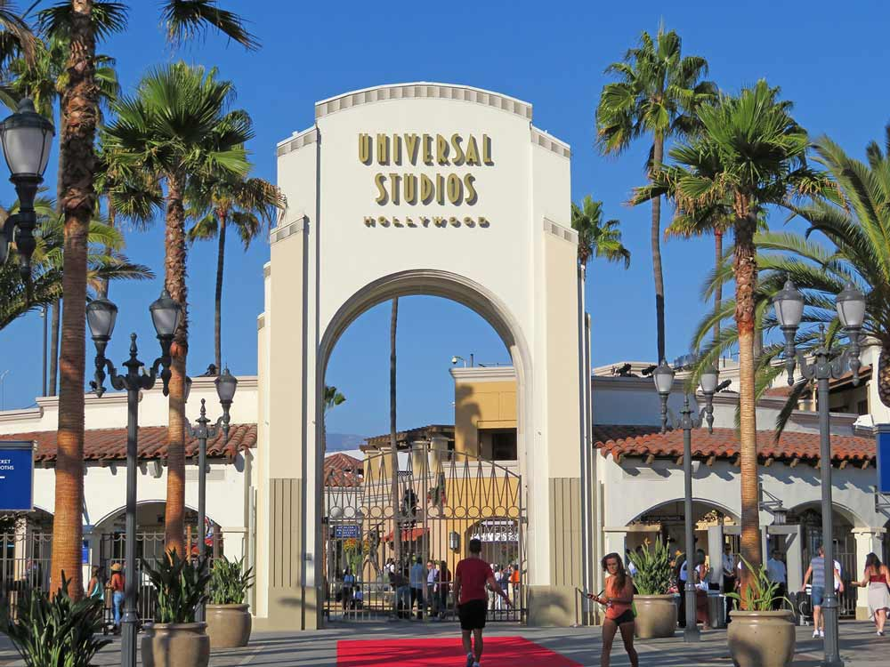 UNIVERSAL STUDIOS HOLLYWOOD USA BUCKET LIST