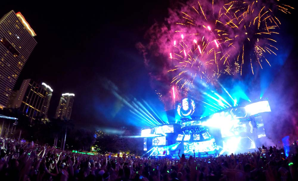 Ultra Music Festival Miami USA