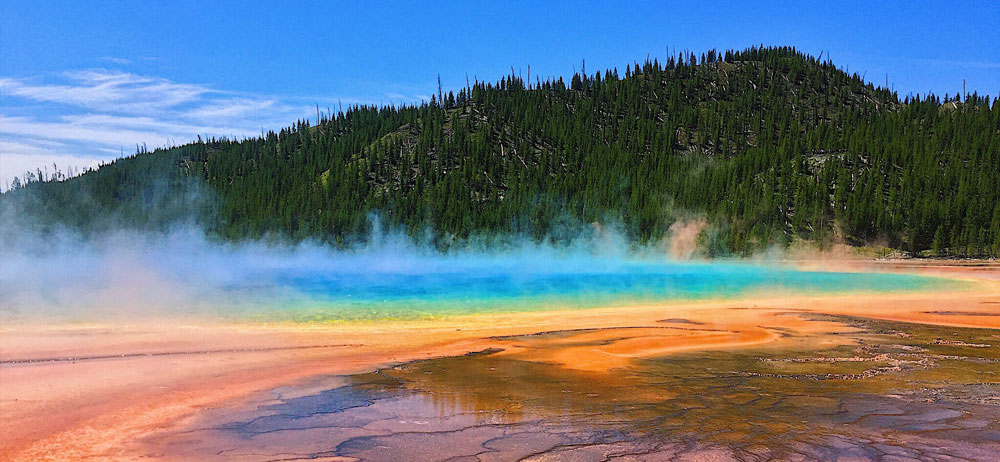 YELLOWSTONE NATIONAL PARK USA Bucketlist