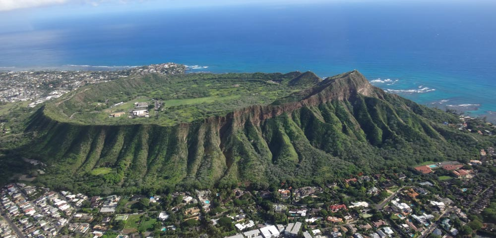 USA Bucket list Diamond Head