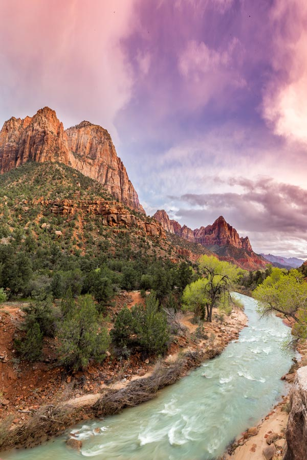 ZION NATIONAL PARK USA bucket list