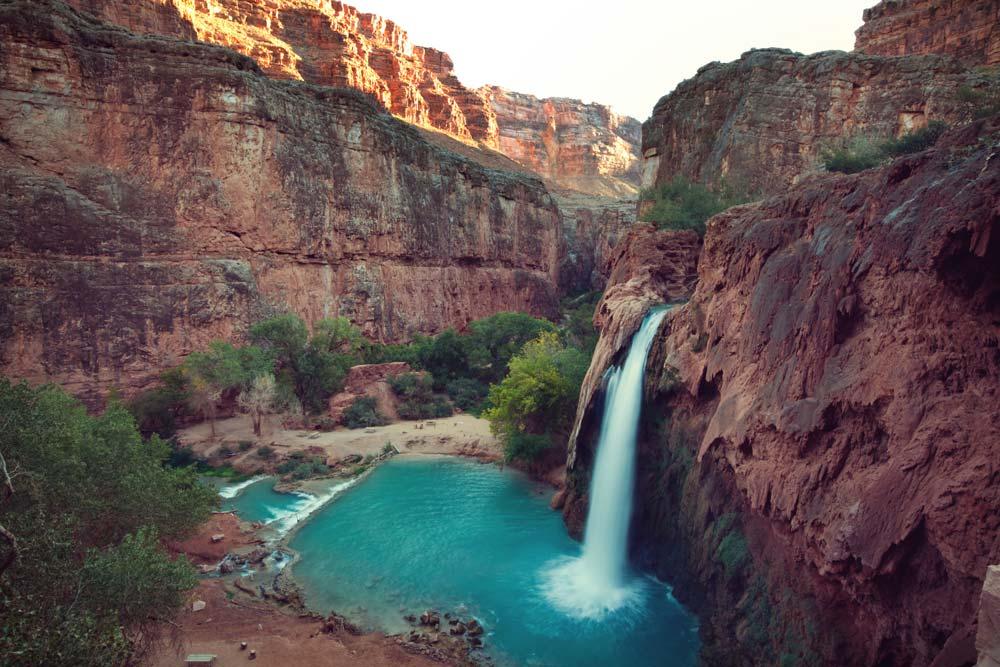 Havasu Falls USA Bucketlist