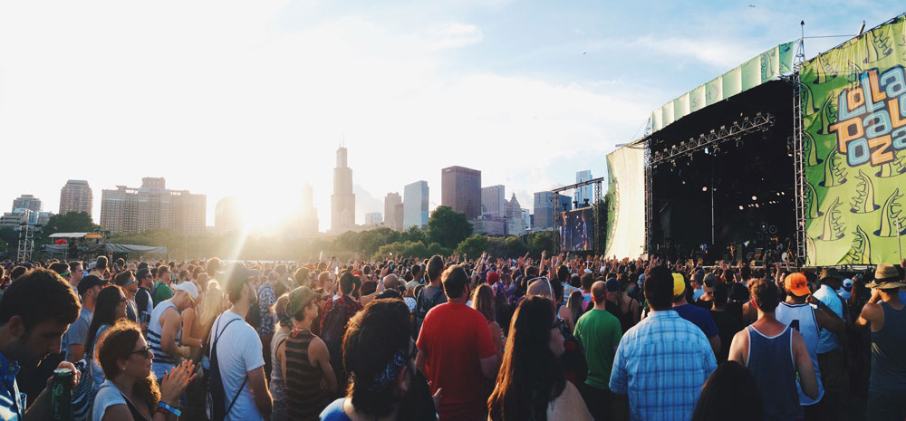 Lollapalooza USA festivals to visit