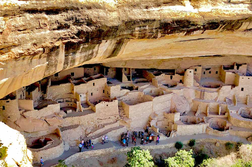 MESA VERDE NATIONAL PARK Amazing America destinations