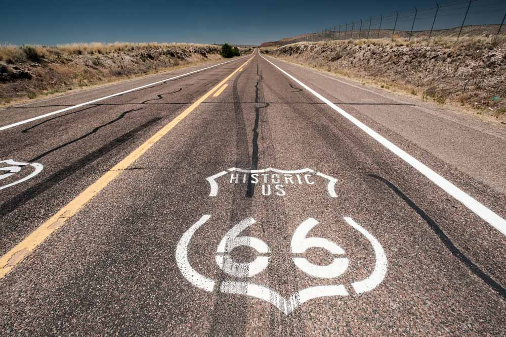 USA Bucketlist Route 66
