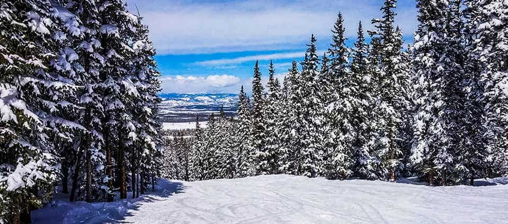 Skiing in Colorado places to visit in USA