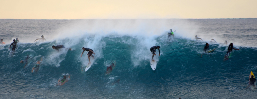 surfing in Hawaii USA Bucket list
