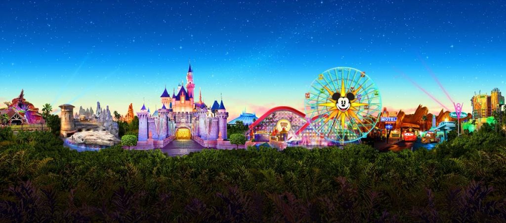 USA Bucketlist Disneyland