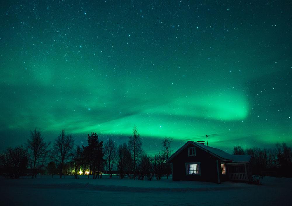 USA Bucketlist Northern Lights