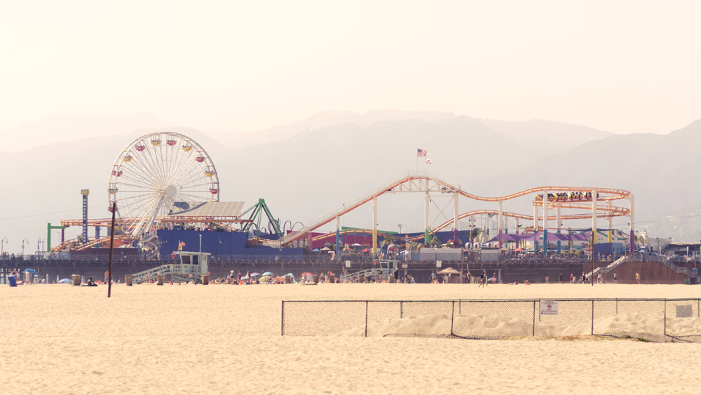 Santa Monica Pier USA Bucketlist