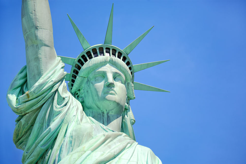 USA Bucketlist Statue of Liberty
