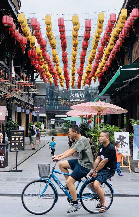 Chengdu best places to visit in China