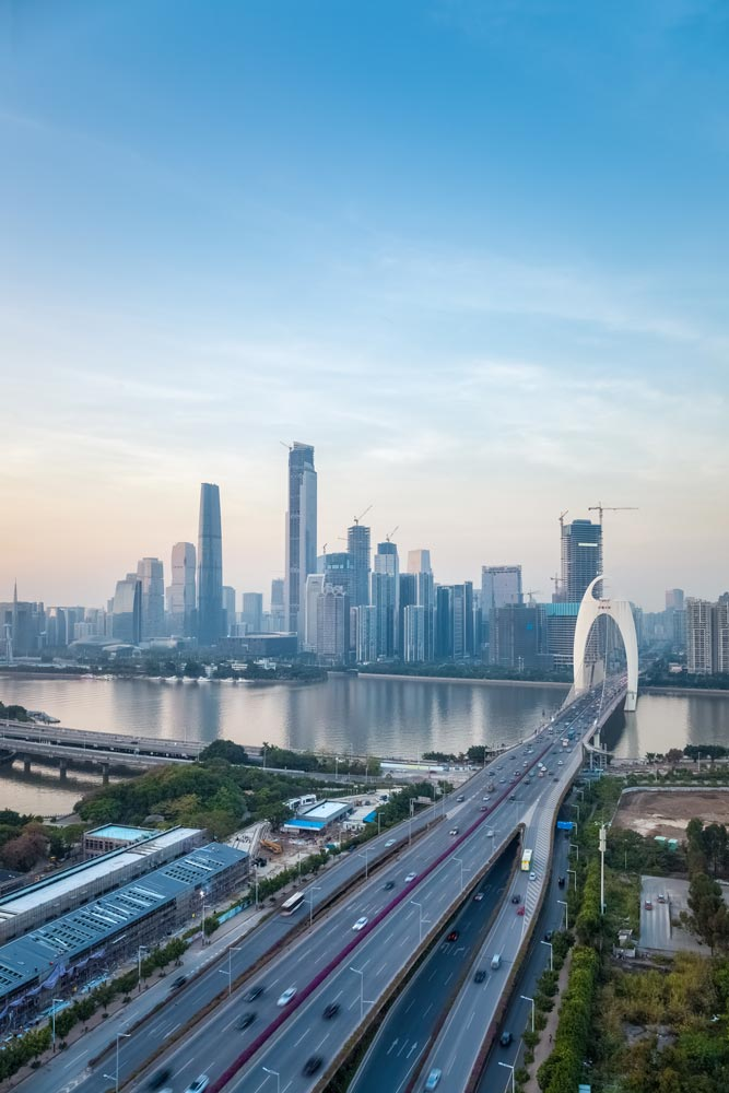 Guangzhou viewpoint best places to visit in China
