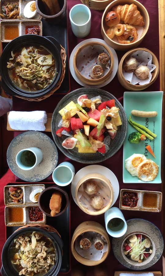 Food in Hangzhou best places to visit in China