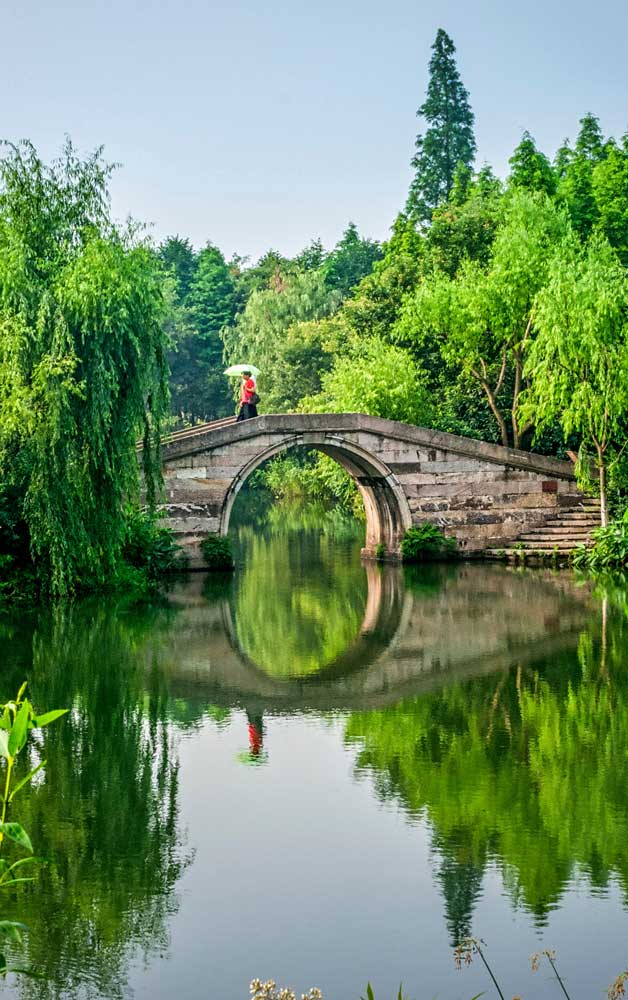 Beautiful scene in Hangzhou best places to visit in China