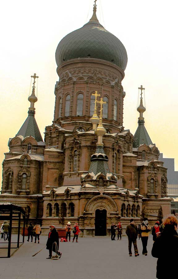 Harbin best places to visit in China