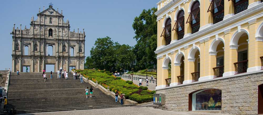 Macau best places to visit in China