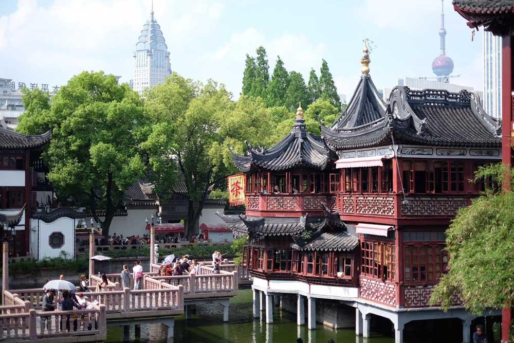 Shanghai Yu Yuan Gardens
