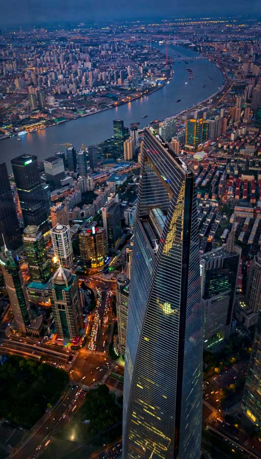 Shanghai Tower best places to visit in China