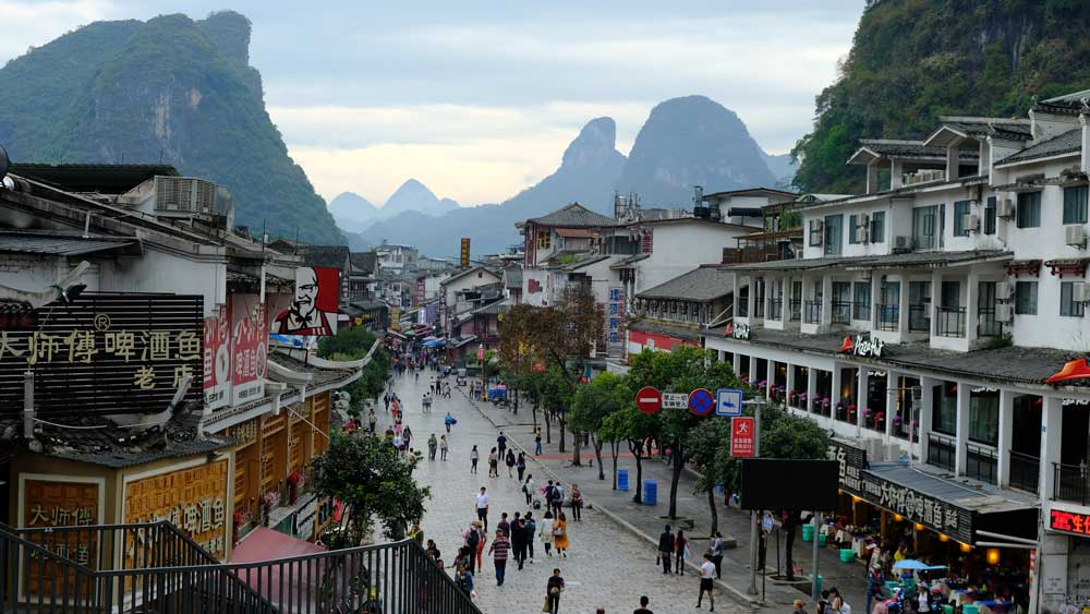 Yangshuo best places to visit in china