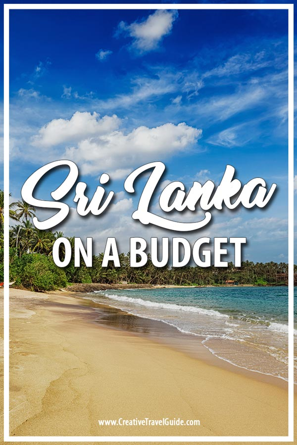 Sri Lanka on a budget