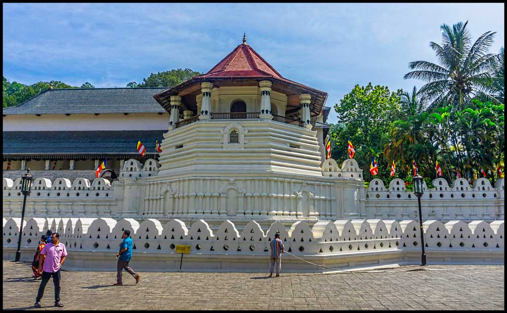 Sri Lanka on a budget